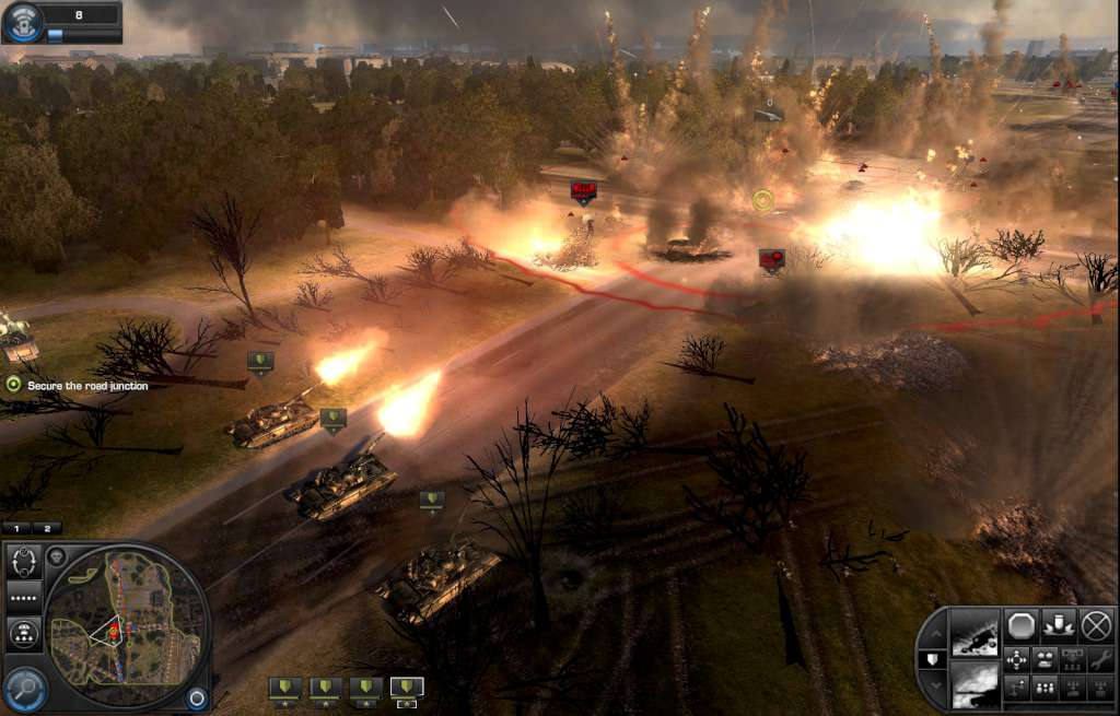 World In Conflict Steam