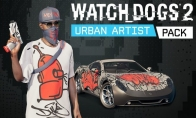 Watch Dogs 2 - Punk Rock and Urban Artist Packs DLC Clé Uplay