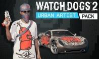 Watch Dogs 2 - Urban Artist Pack DLC EU XBOX One CD Key