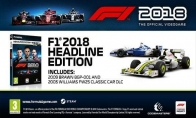 F1 2018 - Headline Edition DLC Steam CD Key