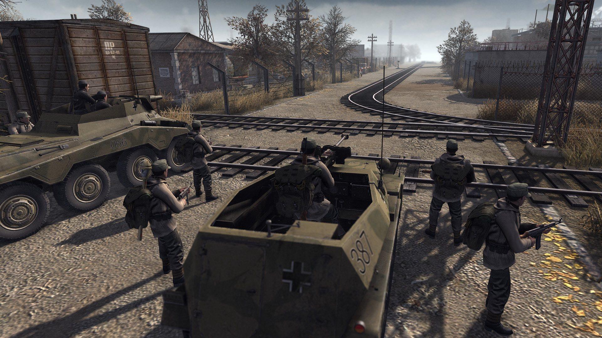 Men Of War: Assault Squad 2 - Ostfront Veteranen DLC Steam ...