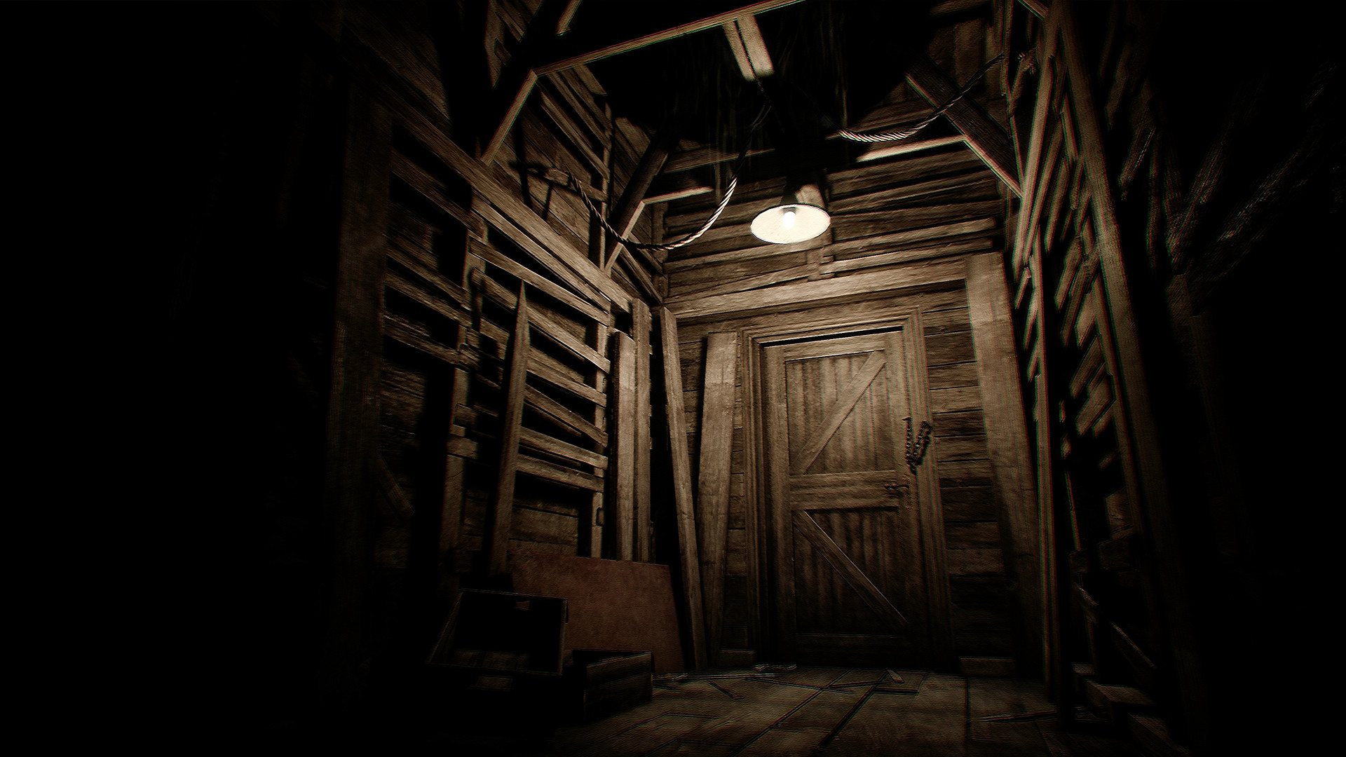 The Conjuring House Steam Cd Key Kinguin Free Premium