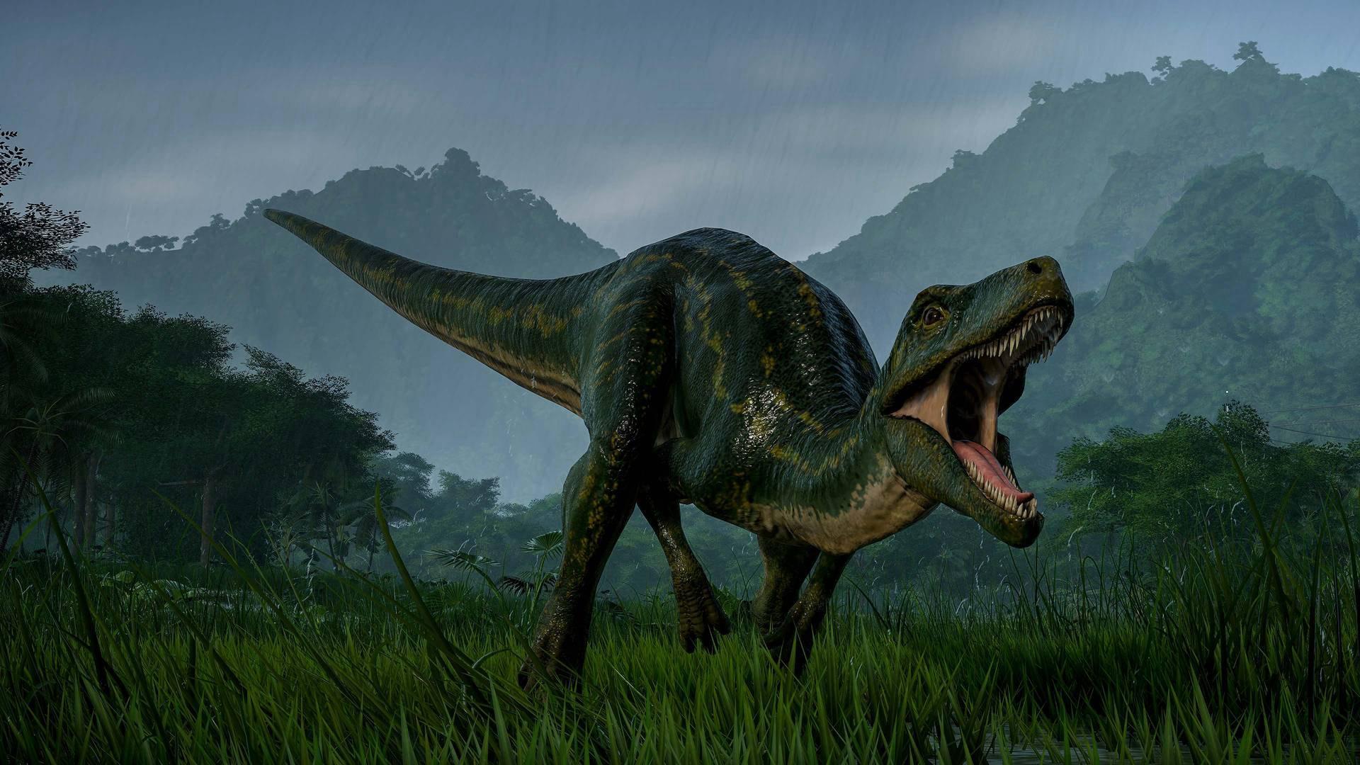Jurassic World Evolution - Carnivore Dinosaur Pack DLC ...