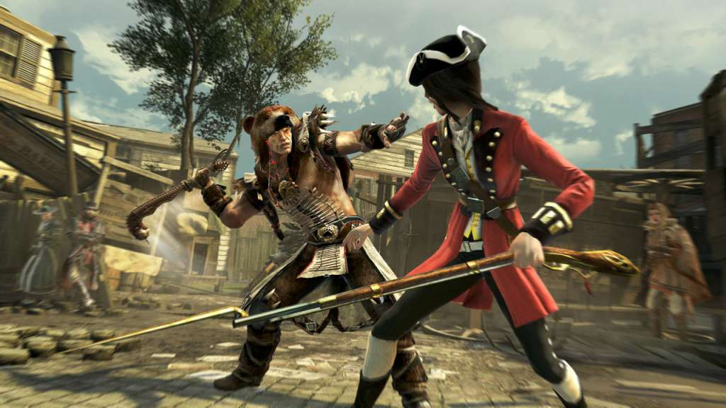 Assassins Creed 3 - Red Coat Multiplayer Pack DLC Uplay