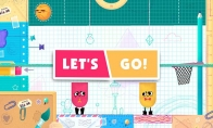Snipperclips Plus – Cut it out, together! US Nintento Switch Key