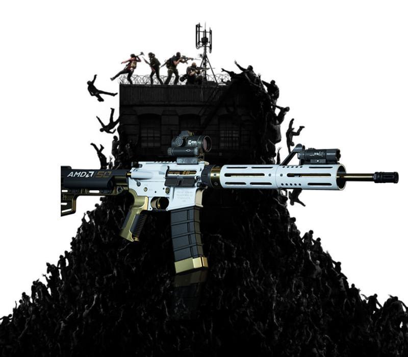 World War Z - AMD50 PAC-15 Weapon Skin Epic Games CD Key