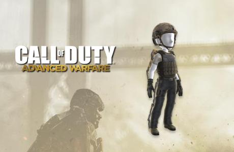 Call Of Duty Advanced Warfare Sentinel Task Force Exoskeleton