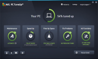 AVG PC TuneUp 2020 Key (1 Year / 10 PCs)