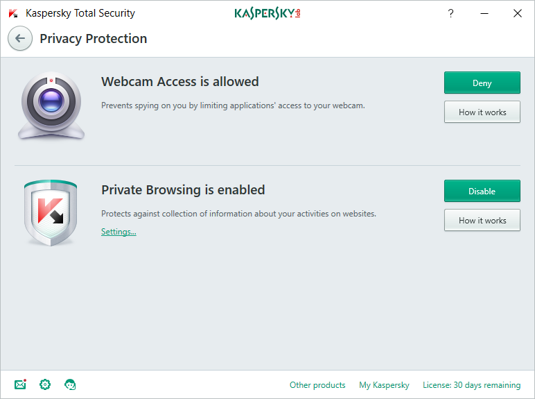 kaspersky internet security 2018 free serial key