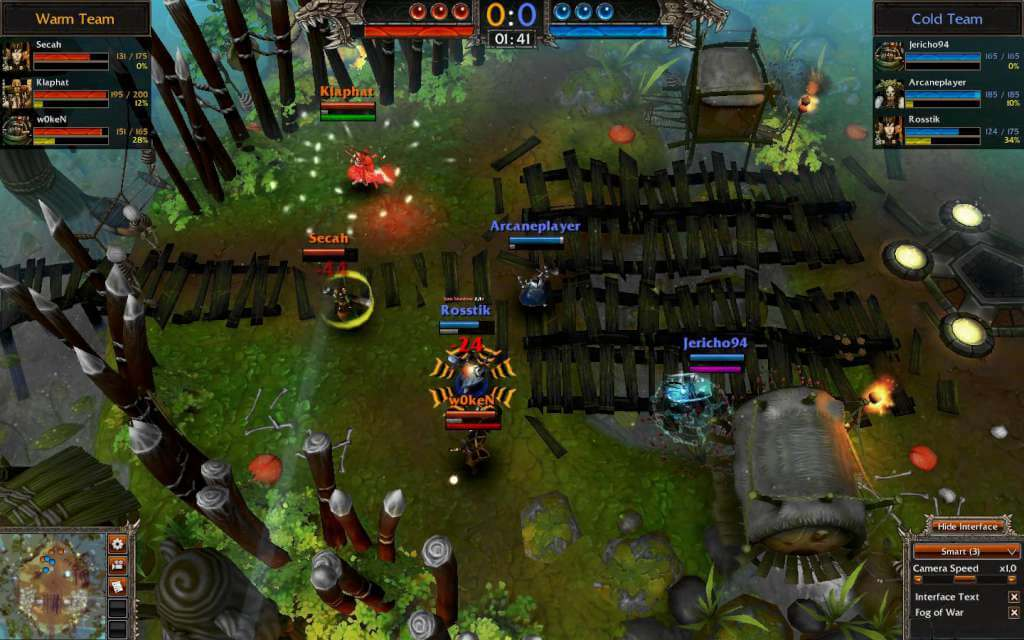 Download bloodline champions 2. 7. 2 (free) for windows.