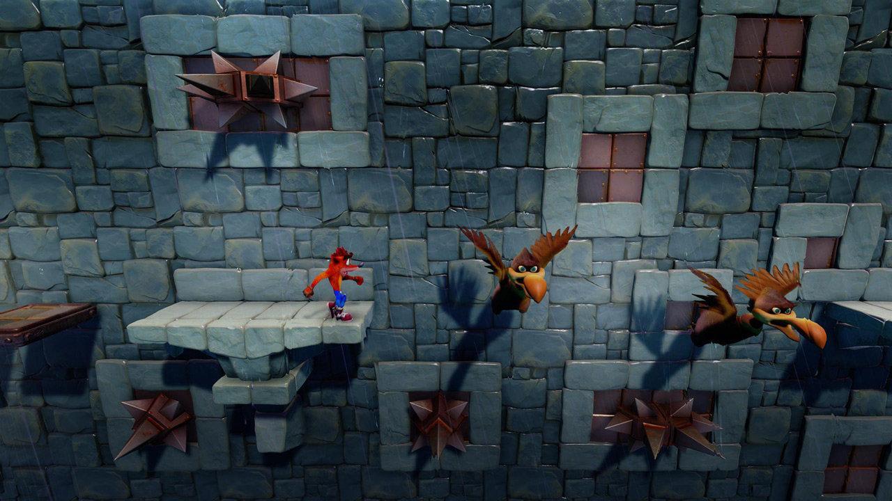 Crash Bandicoot N  Sane Trilogy EU Steam CD Key
