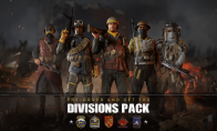 Call of Duty: WWII - Divisions Pack DLC Steam CD Key