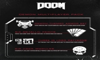 Doom - Demon Multiplayer Pack DLC US XBOX One CD Key