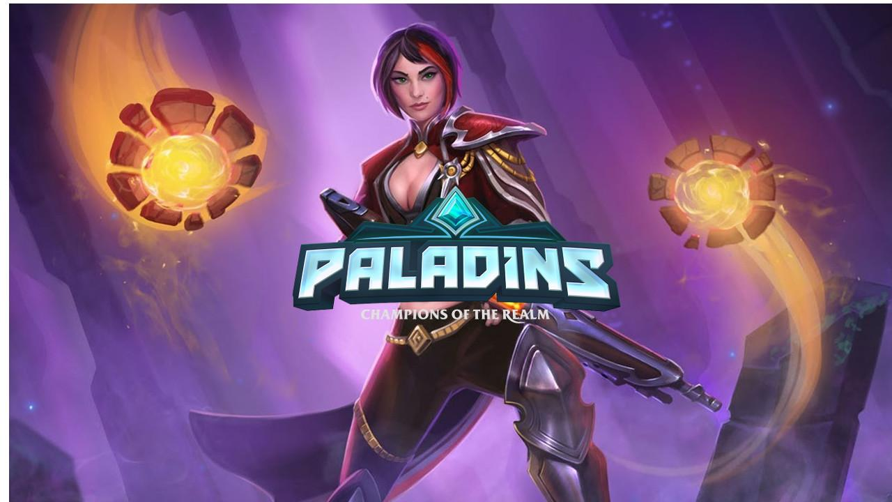 how to get paladins on xbox one