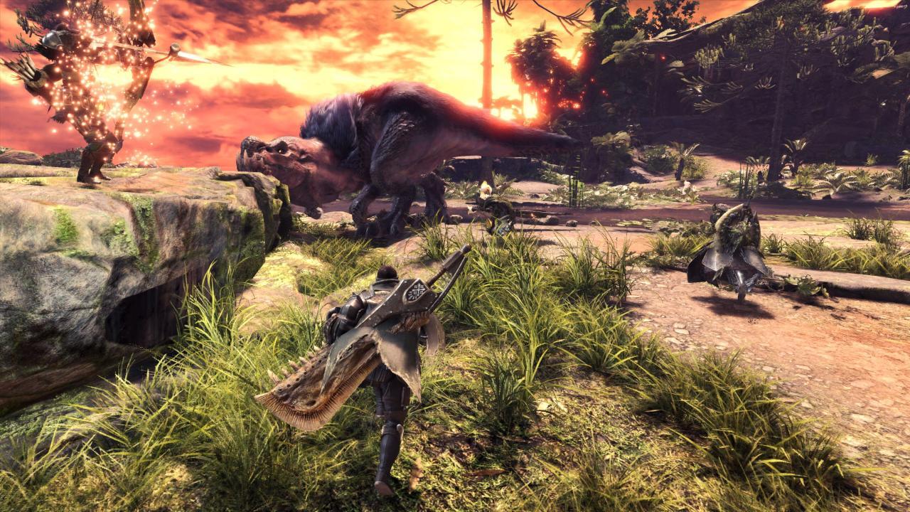 Monster Hunter: World - Pre-Purchase Bonus DLC NA PS4 CD Key