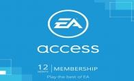 EA Access 12 Months Subscription US PS4 CD Key