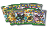 Pokemon Trading Card Game Online - Fates Collide Booster Pack Key