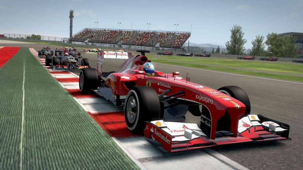 F1 2013 Classic Edition Upgrade EU/RU/AUS PS3 CD Key