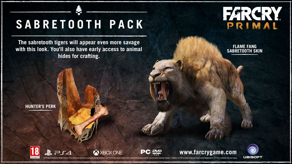 Sony Playstation 4 1 To Far Cry Primal Far Cry Primal Doom Playstation 4 Ubisoft Xbox One Far Cry