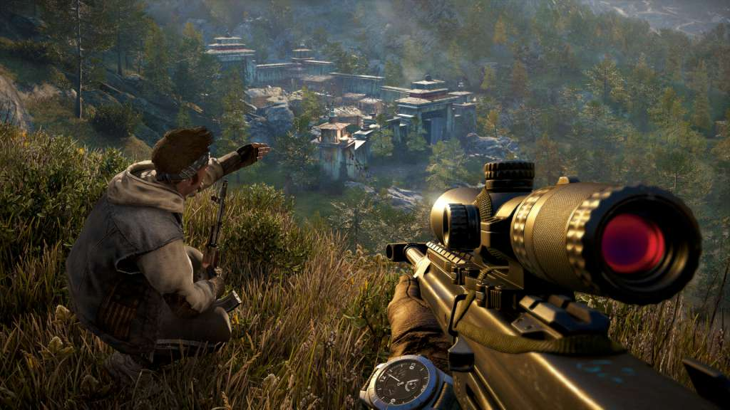 Far Cry 4 Gold Edition Uplay Cd Key
