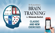 Dr Kawashima's Brain Training EU Nintendo Switch CD Key