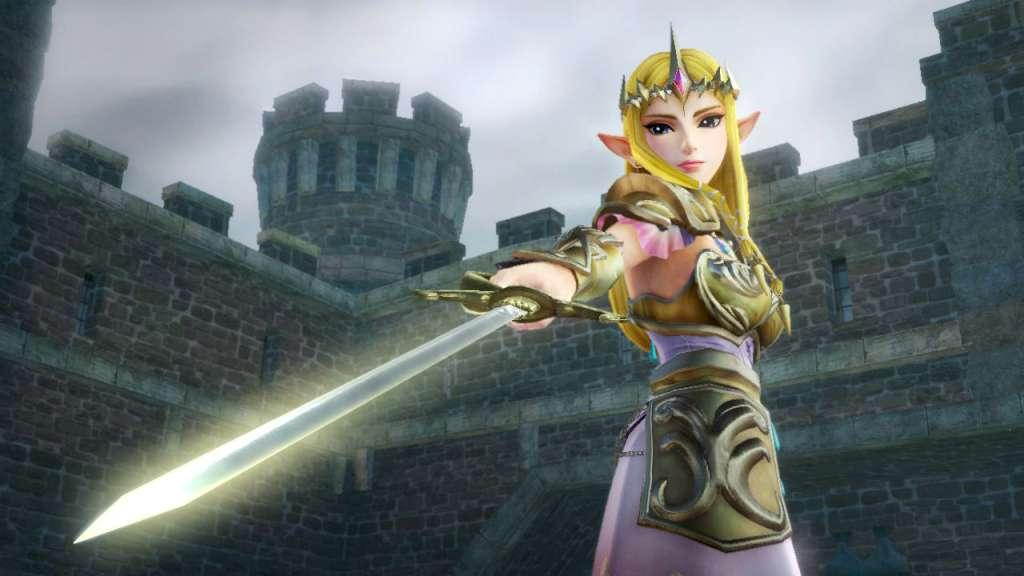 Hyrule Warriors Legend Pack DLC US Wii U CD Key