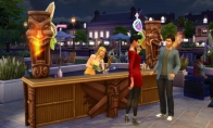The Sims 4 Deluxe Party Edition XBOX One CD Key