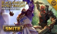 SMITE - Osiris + Black Knight Osiris Skin CD Key