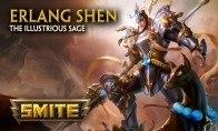 SMITE - Erlang Shen & Erlang Shen Illustrious Skin CD Key