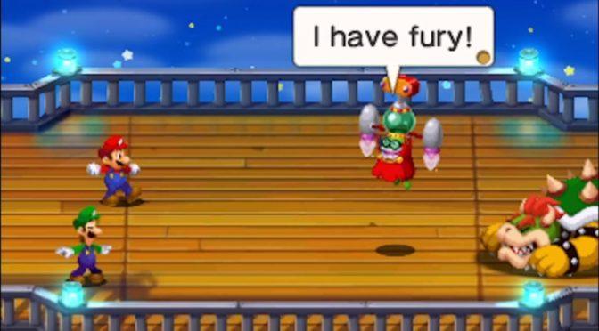 Mario Luigi Superstar Saga Bowser S Minions Eu Nintendo