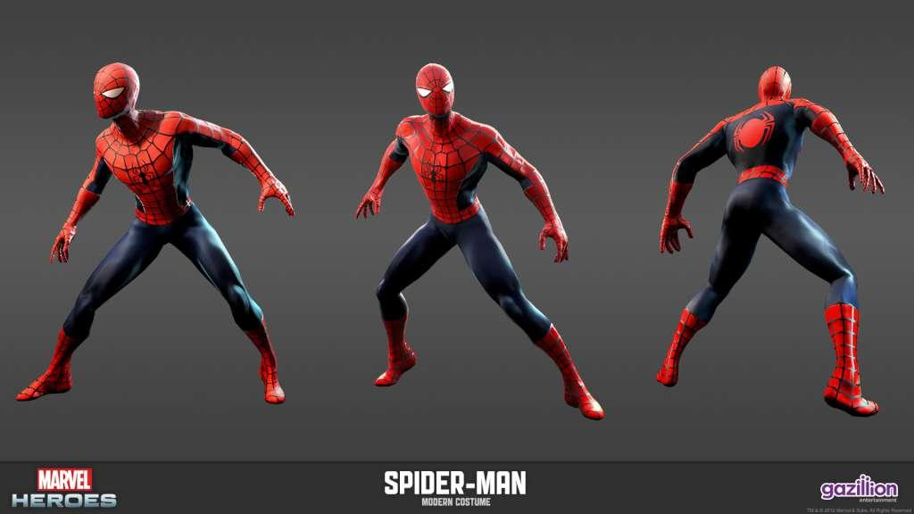 Marvel Heroes OMEGA - Spider-Man Hero Access Code | Buy on ...