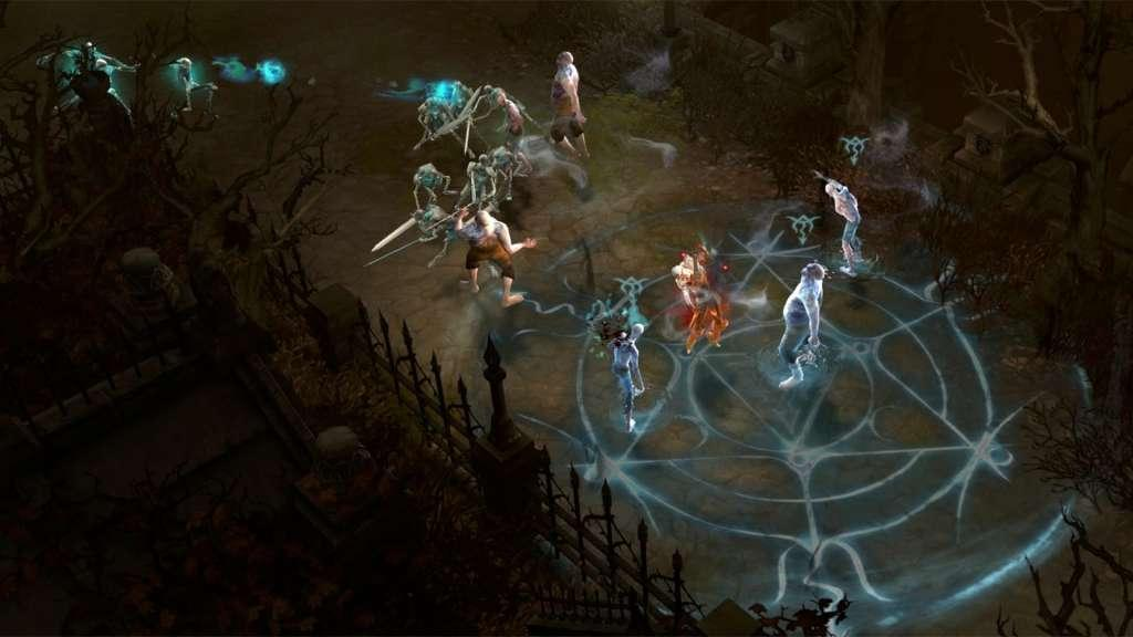 Diablo 3 - Rise of the Necromancer EU Battle net CD Key