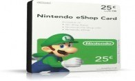 Nintendo eShop Prepaid Card €15 EU Key