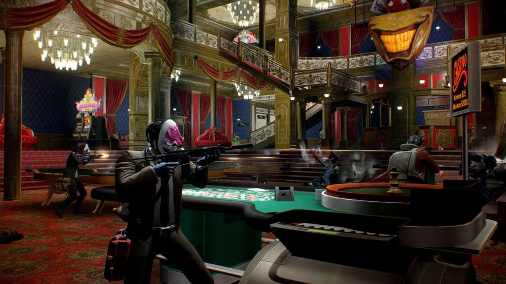 payday 2 casino code