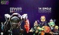 Plants vs. Zombies: Garden Warfare 2 - Grass Effect 27 Mech + 14 Emoji DLC EU/RU/AUS PS4 CD Key