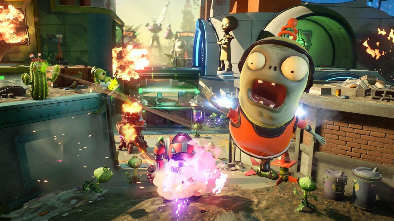 Plants vs zombies garden warfare 2 120 000 modest - Plants vs zombies garden warfare xbox one ...
