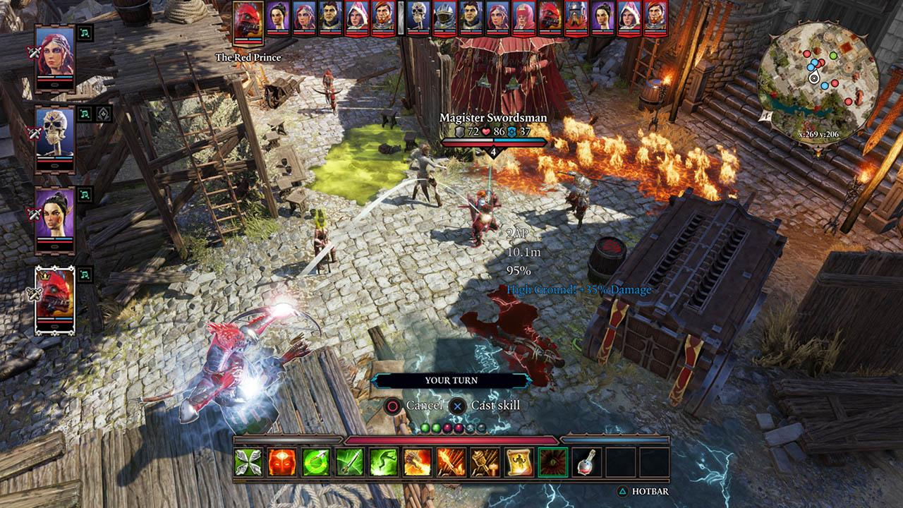 divinity original sin 2 definitive edition ps4 multiplayer