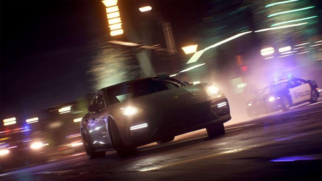 Need for Speed: Payback US PS4 CD Key