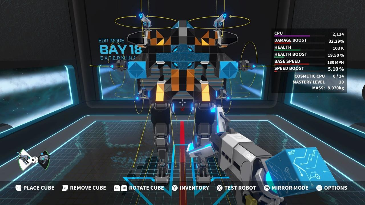 Robocraft Infinity XBOX One CD Key