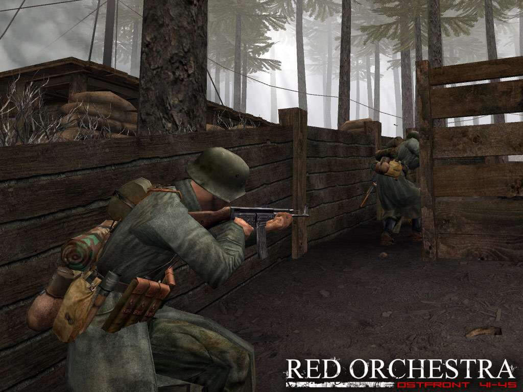 Red Orchestra Ostfront 45 - Download Game PC Iso New Free
