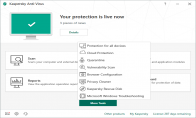 Kaspersky Anti Virus 2019 European Union Key (1 Year / 4 Devices)