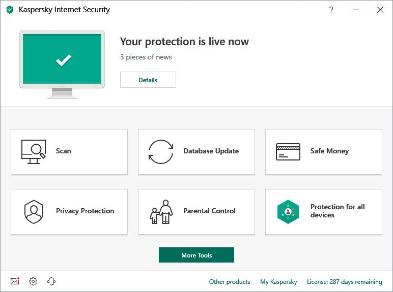 """Résultat de recherche d'images pour """"Kaspersky Total Security 2019 english"""""""