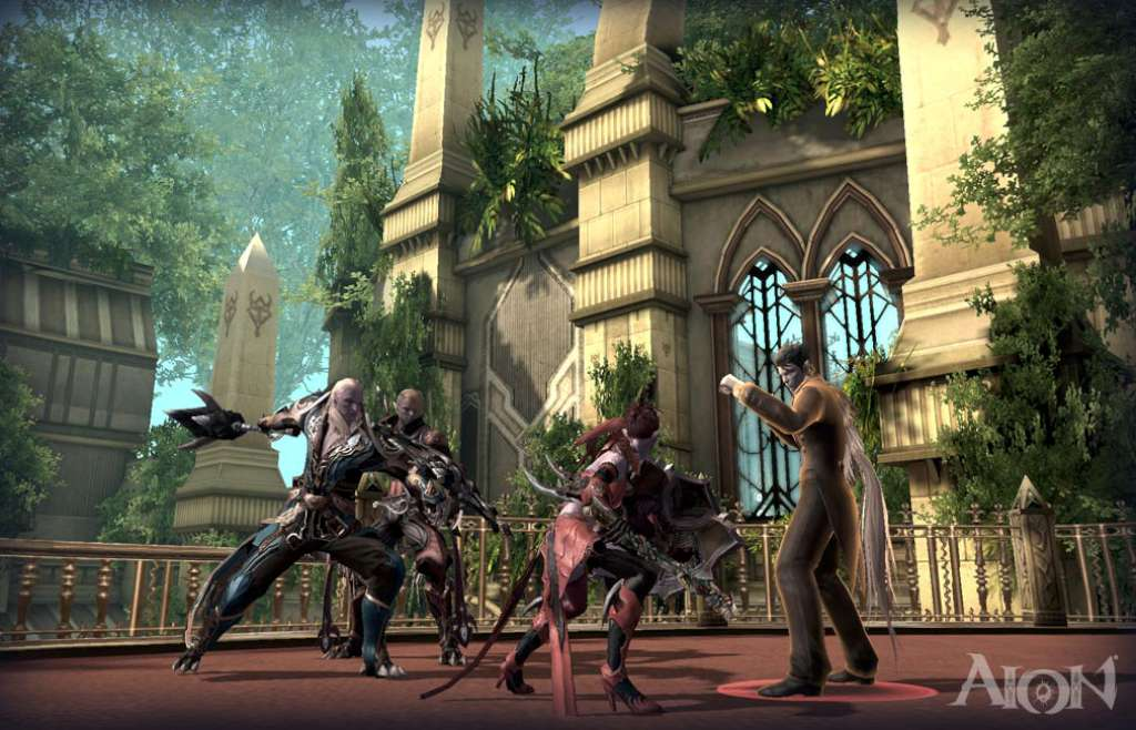 Amazon.com: Aion: Assault on Balaurea - PC: Video Games