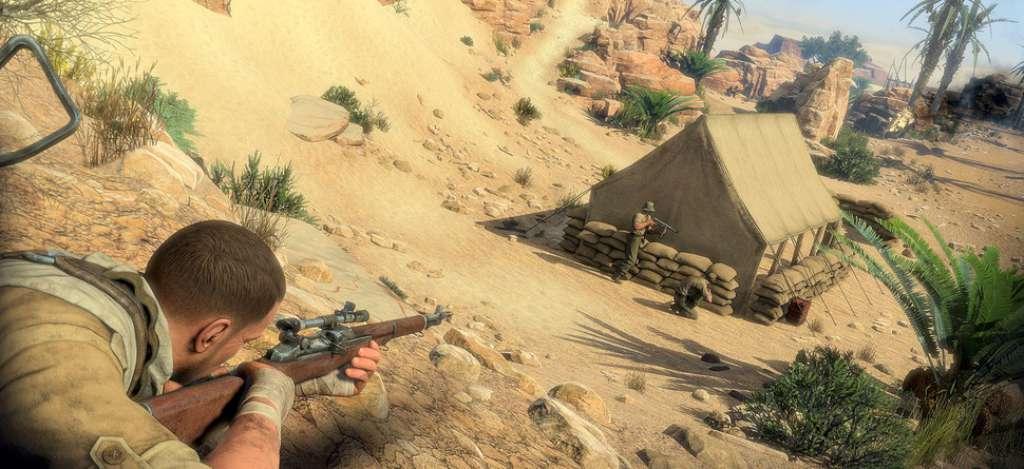 sniper elite 3 key code