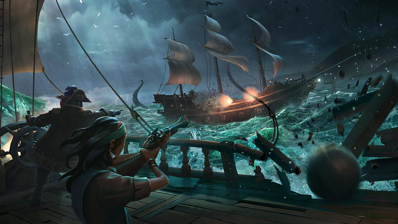 how to change the microphone device on sea of thieves