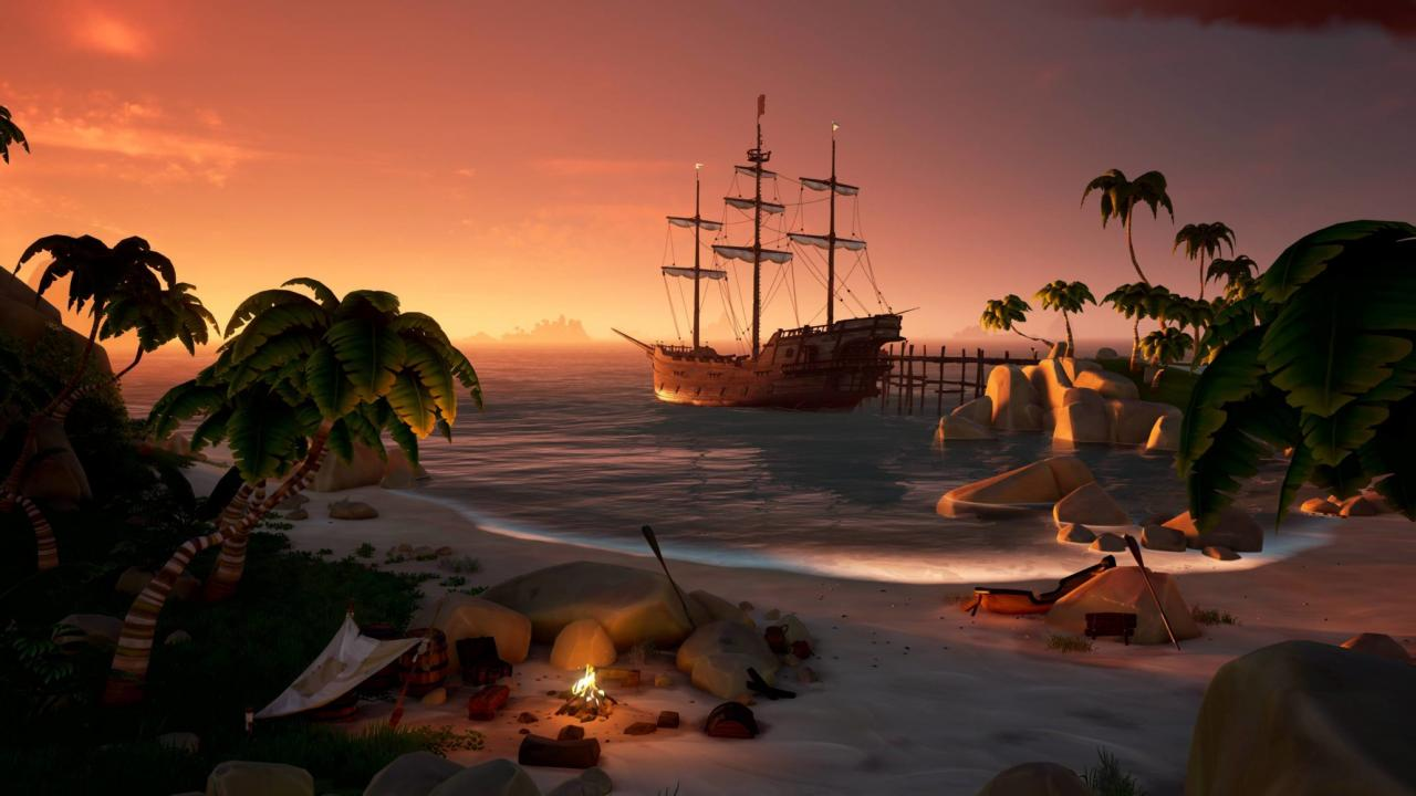 Sea Of Thieves Xbox One Windows  Cd Key