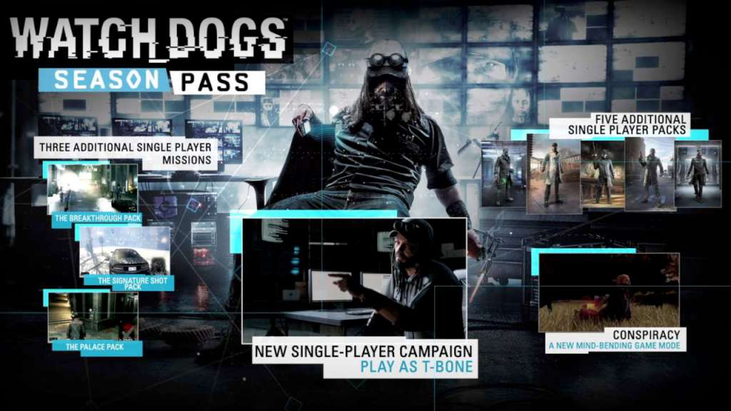 Cd Key Watch Dogs Uplay Free