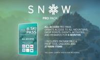 SNOW - Pro Pack DLC Steam CD Key