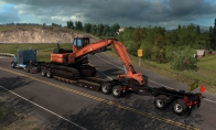 American Truck Simulator - Forest Machinery DLC Steam Altergift
