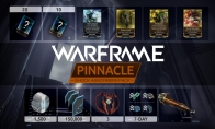 Warframe - Shock Absorbers Pinnacle Pack DLC Manual Delivery
